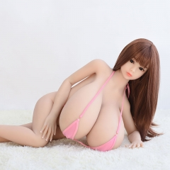 100cm Huge Breast Baby Face Asia Customization Realistic Women Girl Sex Doll