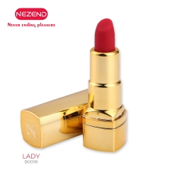 Lady Small Lipstick Easy Carry USB 10 Speeds